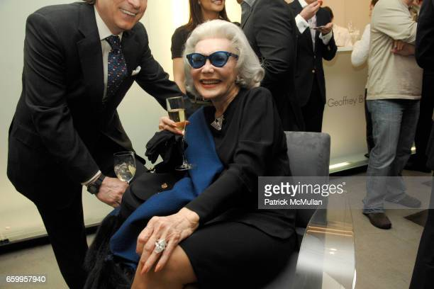 Anne Slater attends Opening Reception for GEOFFREY BRADFIELD's Signature Collection at SEBASTIAN BARQUET at Sebastian Barquet on May 18 2009 in New...