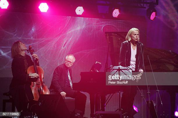 Anne Sofie von Otter Verleihung Frankfurter Musikpreis bei 6 GalaVerleihung Lea Award 2011 als Auftakt zur Musikmesse Festhalle Frankfurt Hessen...