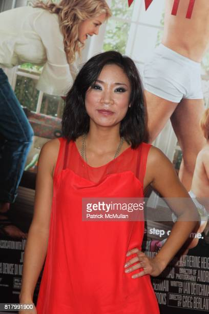 Anne Son attends WARNER BROS PICTURE NEWS Presents the World Premiere of LIFE AS WE KNOW IT at Ziefgeld Theatre on September 30 2010 in New York City