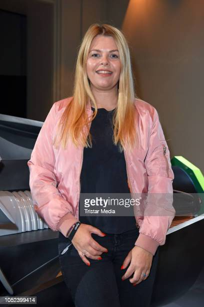 Anne Sophie Briest attends the 'Dyson Launch Event' at Hotel de Rome on October 17 2018 in Berlin Germany
