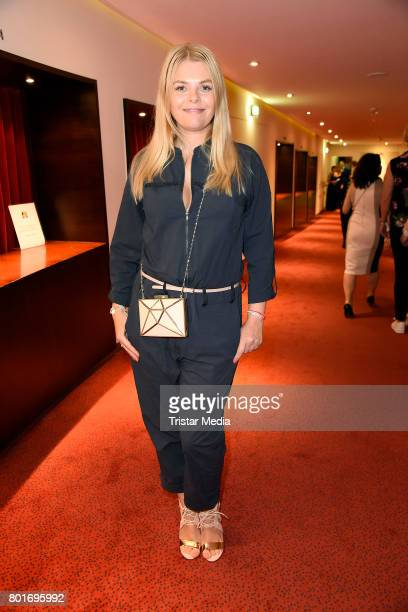 Anne Sophie Briest attends the Ernsting's Family Fashion Show at Stage Operettenhaus on June 26 2017 in Hamburg Germany