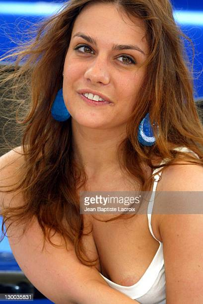 Anne Sophie Germanaz during 2004 Cannes Film Festival Adami Photocall at Palais Du Festival in Cannes France