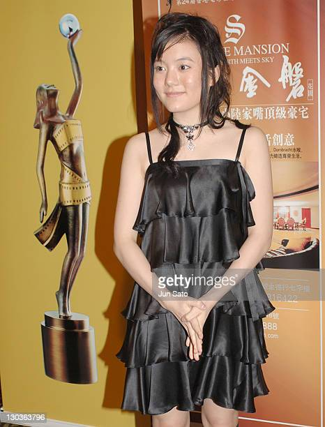 Anne Suzuki during The 24th Annual Hong Kong Film Awards After Party at Inter Continental Hotel in Kowloon Hong Kong