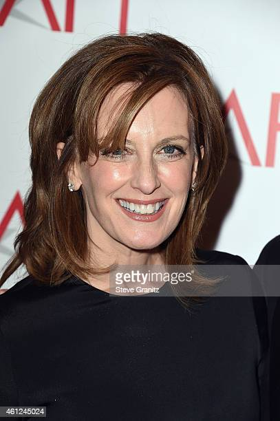Anne Sweeney attends the 15th Annual AFI Awards at Four Seasons Hotel Los Angeles at Beverly Hills on January 9 2015 in Beverly Hills California