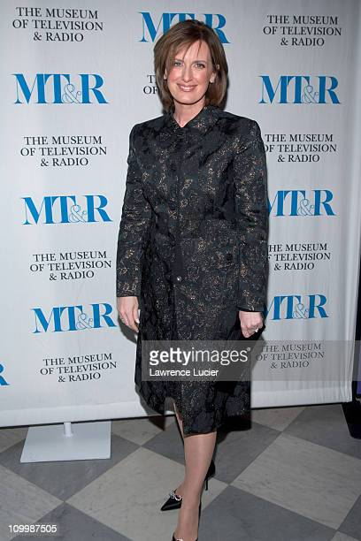 Anne Sweeney during She Made It The Museum of Television Radio's ThreeYear Initiative to Salute Women in Television and Radio at The Museum of...
