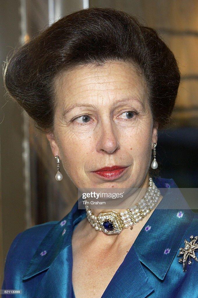 Anne Jewels Portrait : News Photo
