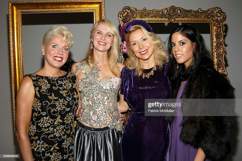 Anne Thomas Sara Herbert Galloway Jacqueline Murphy Stahl and Melissa Fernandez attend PHOTO OP`s First Annual Gala Event OUT OF YOUR CLOSET at...