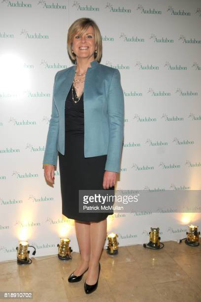 Anne Thompson attends NATIONAL AUDUBON SOCIETY Hosts Women in Conservation Luncheon 2010 Rachel Carson Awards at The Plaza Hotel on May 18 2010 in...