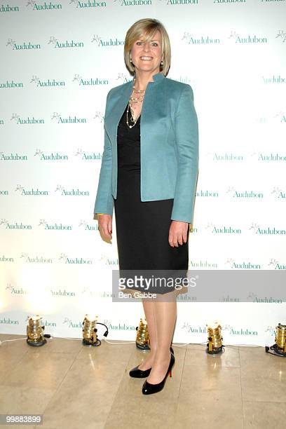 Anne Thompson attends the 7th Annual National Audubon Society's Women In Conservation luncheon at The Plaza Hotel on May 18 2010 in New York City