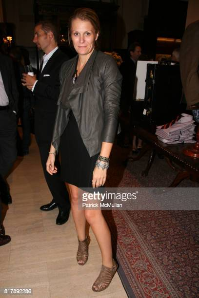 Anne Vincent attends The launch of True Prep at Brooks Brothers on September 14 2010 in New York