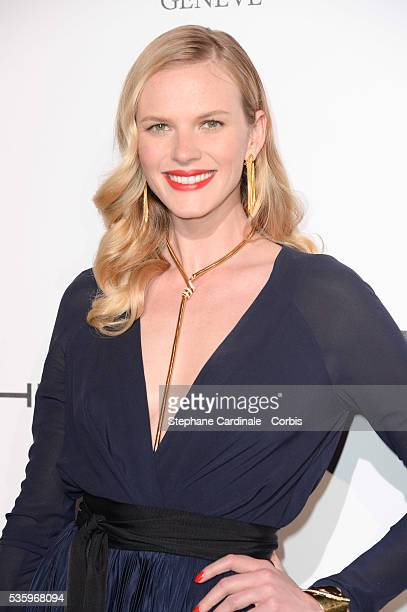 Anne Vyalitsyna at the De Grisogono 'Fatale In Cannes' party during the 67th Cannes Film Festival at Hotel du CapEdenRoc