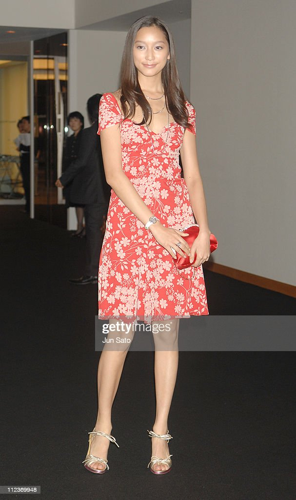 Primavera Italiana in Tokyo Midtown - Valentino - Arrivals : News Photo