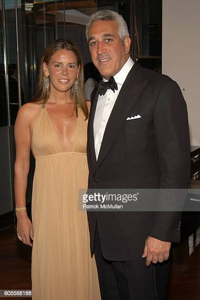 Anne Waterman and Lawrence Stroll attend The WHITNEY MUSEUM OF AMERICAN ART's 15th Annual American Art Award at One Beacon Court Le Cirque on May 16...