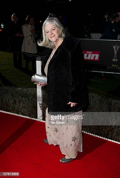 Anne Widdecombe attends 'A Night Of Heroes The Sun Military Awards' at the Imperial War Museum on December 15 2010 in London England