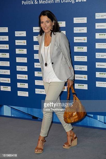 Anne Will attends the ARD Haupstadttreff reception on on September 13 2012 in Berlin Germany