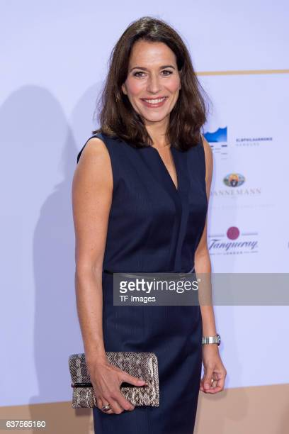 Anne Will attends the Deutscher Radiopreis 2016 on October 6 2016 in Hamburg Germany