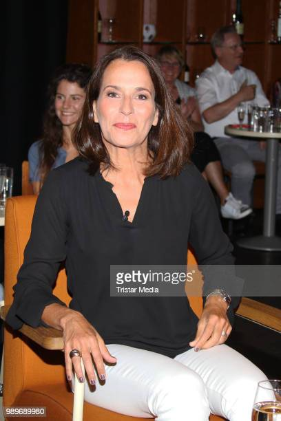 Anne Will during the '3Nach9' Talk Show on June 29 2018 in Bremen Germany