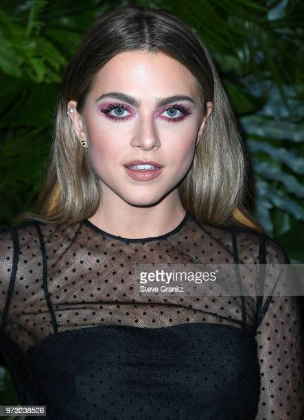 Anne Winters arrives at the Max Mara WIF Face Of The Future at Chateau Marmont on June 12 2018 in Los Angeles California