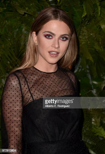 Anne Winters attends Max Mara WIF Face Of The Future at Chateau Marmont on June 12 2018 in Los Angeles California