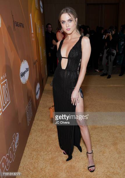 Anne Winters attends People En Espanol's Los 50 Más Bellos Celebration at 1 Hotel West Hollywood on May 23 2019 in West Hollywood California