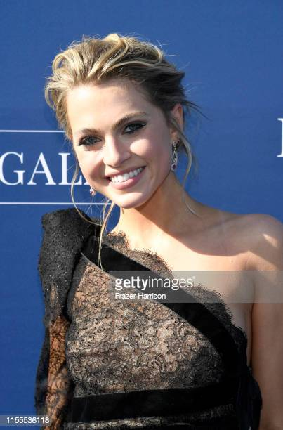 Anne Winters attends the 5th Anniversary Los Angeles Dodgers Foundation Blue Diamond Gala at Dodger Stadium on June 12 2019 in Los Angeles California
