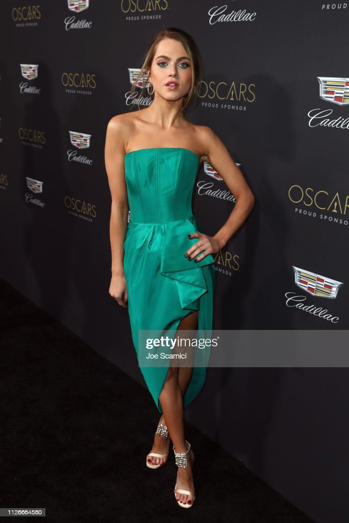 CA: Cadillac Celebrates Oscar Week 2019