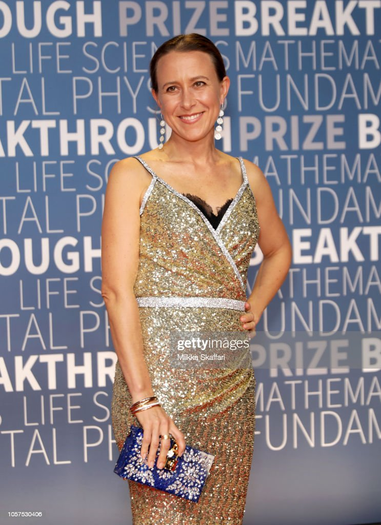 2019 Breakthrough Prize - Red Carpet : News Photo