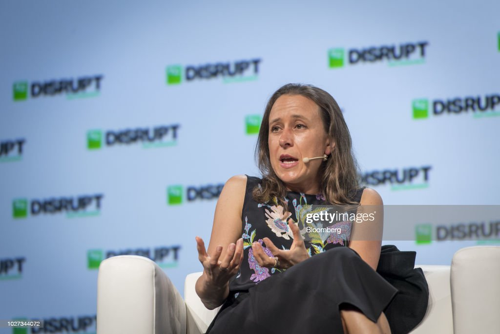 Key Speakers At The TechCrunch Disrupt SF 2018 Summit : News Photo