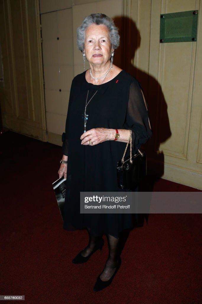 """""""Enfance Majuscule 2017"""" Charity Gala At Salle Gaveau In Paris"""