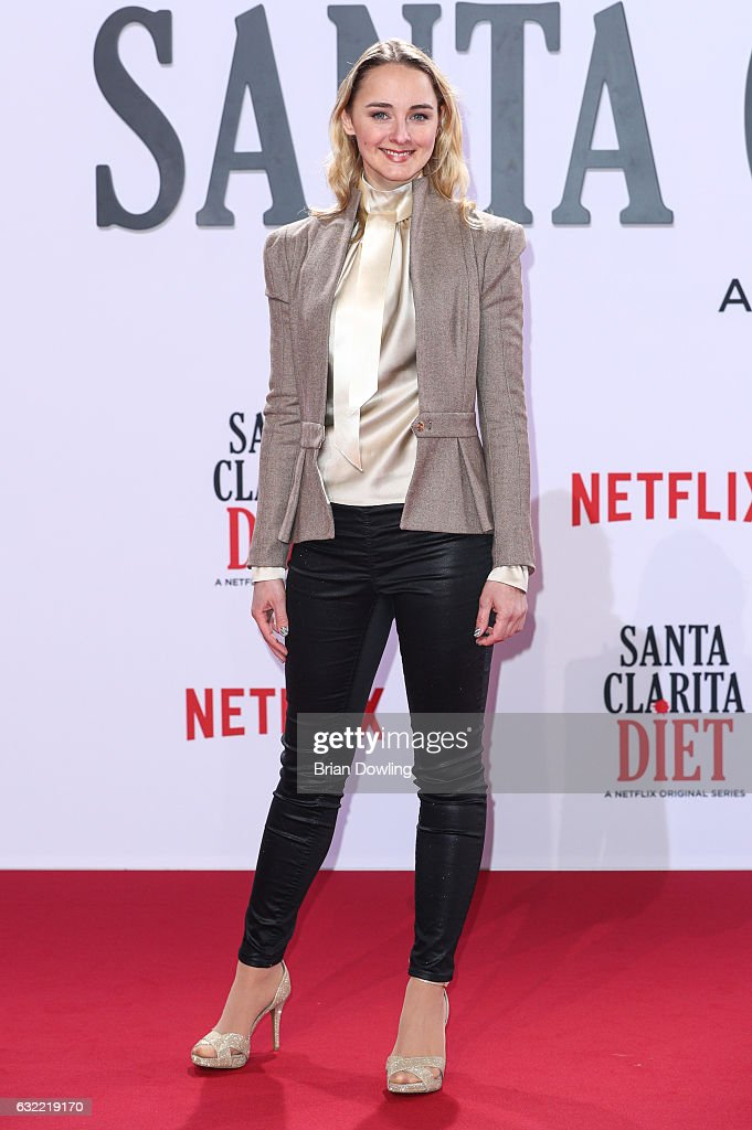 Santa Clarita Diet Special Screening In Berlin : Nachrichtenfoto