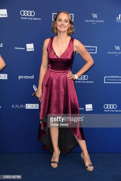 Anne-Catrin Maerzke attends the Deutscher Schauspielpreis 2018 at Zoo Palast on September 14, 2018 in Berlin, Germany.