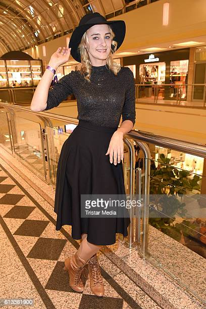 AnneCatrin Maerzke attends the Late Night Shopping Party on October 7 2016 in Hamburg Germany
