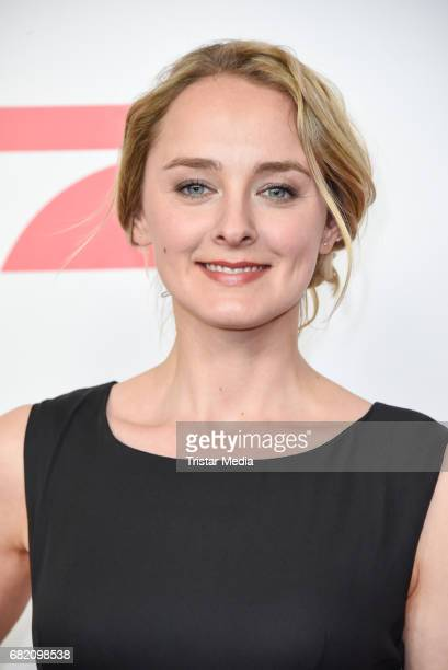 Anne-Catrin Maerzke attends the premiere of the television show 'This Is Us - Das ist Leben' at Zoo Palast on May 11, 2017 in Berlin, Germany.