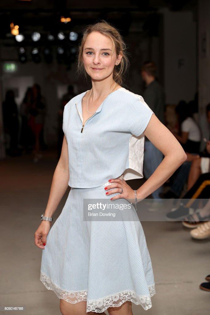 Rebekka Ruetz Arrivals - Mercedes-Benz Fashion Week Berlin Spring/Summer 2018