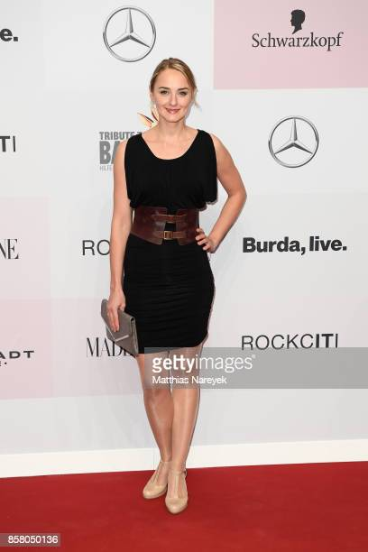 AnneCatrin Maerzke attends the Tribute To Bambi at Station on October 5 2017 in Berlin Germany