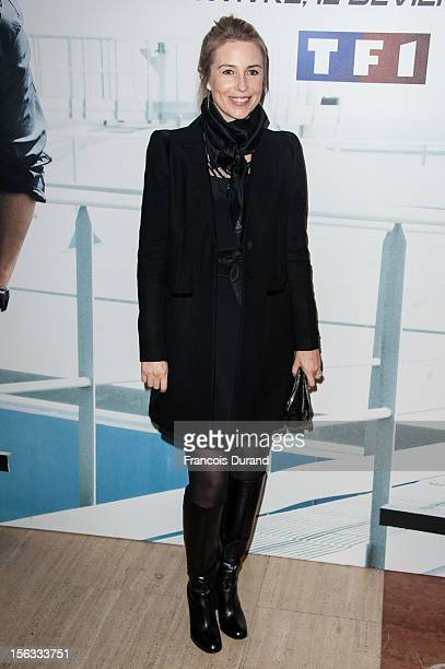 AnneCharlotte Pontabry attends the premiere of 'No Limit' a Europacorp And TF1 Series Launch at UGC George V on November 13 2012 in Paris France