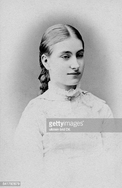 AnneDuchess of of Mecklenburg Schwerindaughter of Frederick Francis II Grand Duke of Mecklenburg Schwerin*18651882portrait undatedVintage property of...
