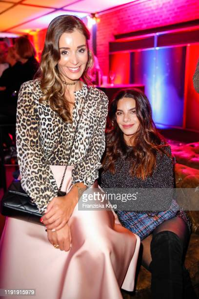 AnneKathrin Ertl and during the Channel Aid Live in concert at Elbphilharmonie on January 4 2020 in Hamburg Germany
