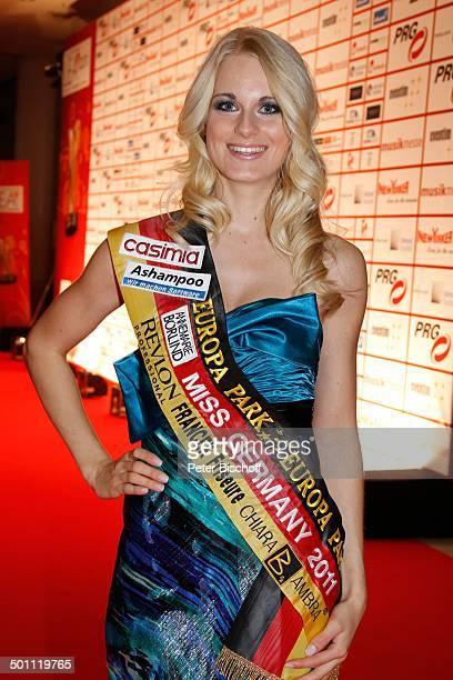 AnneKathrin Kosch 6 GalaVerleihung 'Lea Award' 2011 als Auftakt zur 'Musikmesse' Festhalle Frankfurt Hessen Deutschland Europa Schrpe Promi BB FTP...
