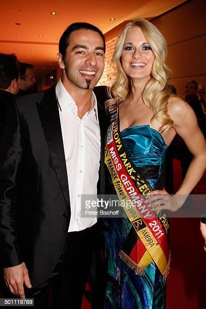 AnneKathrin Kosch Blent Ceylan 6 GalaVerleihung 'Lea Award' 2011 als Auftakt zur 'Musikmesse' Festhalle Frankfurt Hessen Deutschland Europa Schrpe...