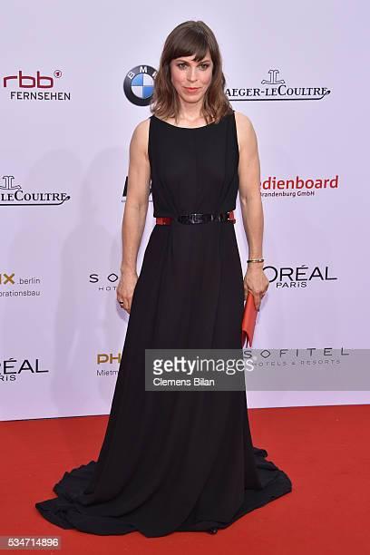 Anneke Kim Sarnau attends the Lola German Film Award on May 27 2016 in Berlin Germany