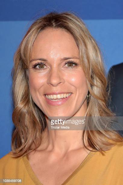 Anneke Kim Sarnau attends the photo call for ARD theme week 'Gerechtigkeit' on September 18 2018 in Hamburg Germany