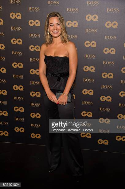 AnneLaure Bonnet attends the GQ Men of the Year Awards 2016 Photocall at Musee d'Orsay on November 23 2016 in Paris France