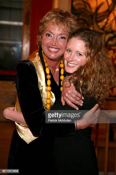AnneLaure Lyon and Bettina Prentice attend JANE GANG 'Cash Only' jewelry launch hosted by Josh Briggs at May 20 on May 20 2008