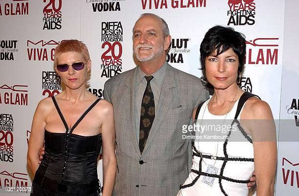 Anneliese Estrada David Sheppard and Lita Bossert