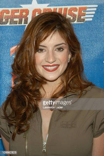 Anneliese van der Pol during Disney Channel Presents The New York Premiere of Tiger Cruise at The Intrepid SeaAirSpace Museum in New York City New...