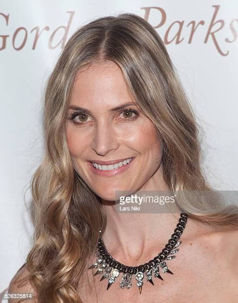 Annelise Peterson attends the Gordon Parks Foundation Awards Dinner at the Plaza Hotel in New York City �� LAN