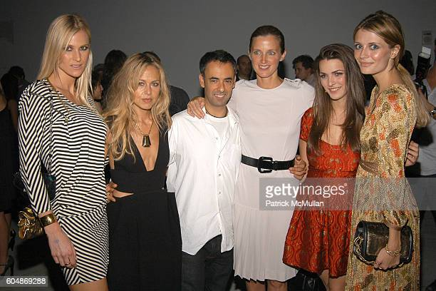 Annelise Peterson Rachel Zoe Francisco Costa Amanda Brooks Bee Shaffer and Mischa Barton attend CALVIN KLEIN COLLECTION Spring 2007 AFTERPARTY in...
