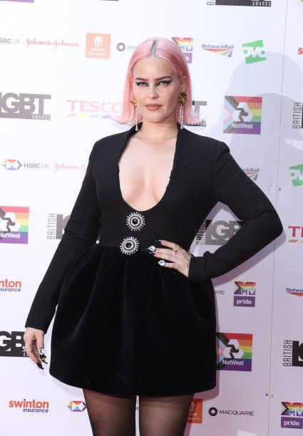 GBR: British LGBT Awards 2021