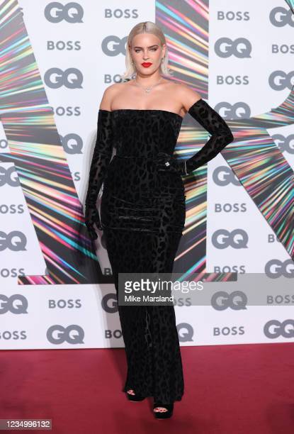 Anne-Marie attends the GQ Men Of The Year Awards 2021 at Tate Modern on September 1, 2021 in London, England.
